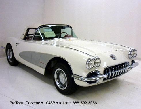 Corvette Fixer Upper for Sale