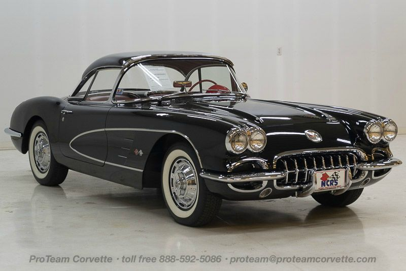 Corvette, Classic Car New Arrivals from ProTeam