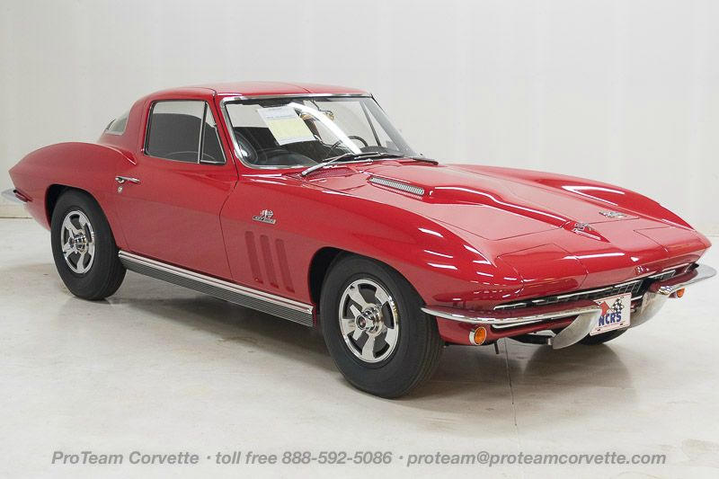 1965 - 1966 Corvettes, Classic Cars from ProTeam