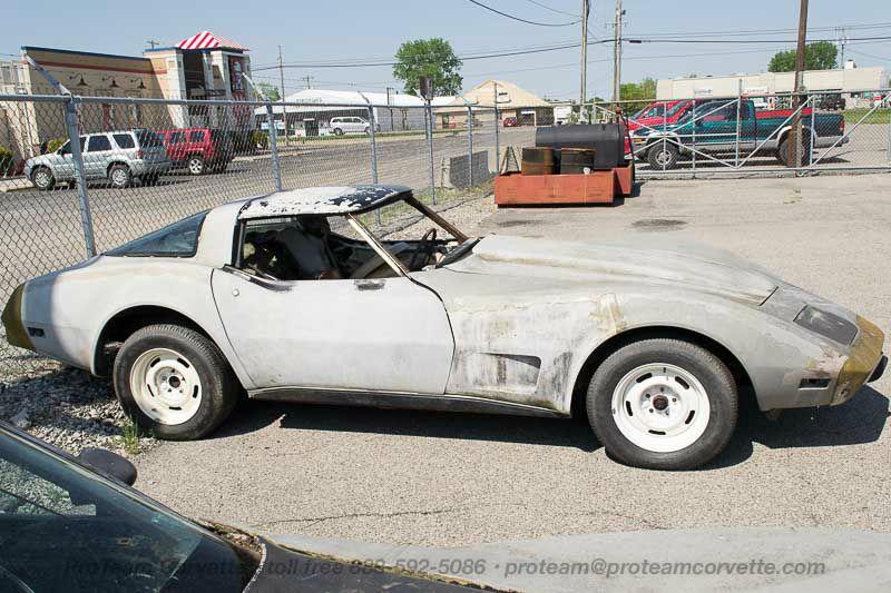 Terry's War Chest • Classic Corvettes